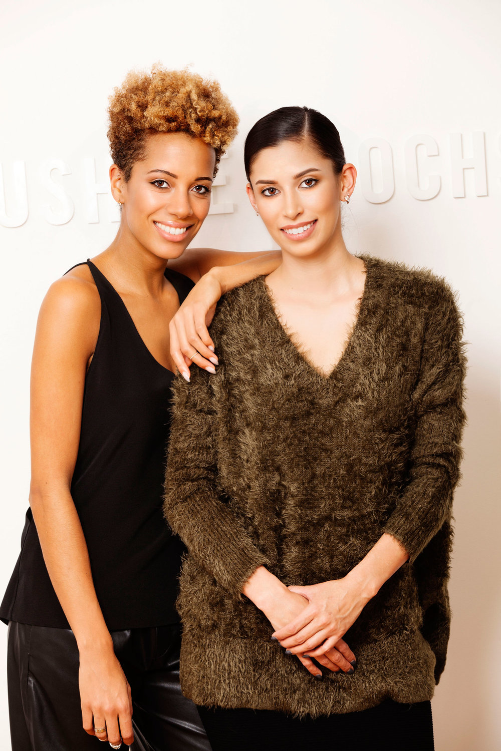 Carly Cushnie and  Michelle Ochs | fashion designers of Cushnie et Ochs