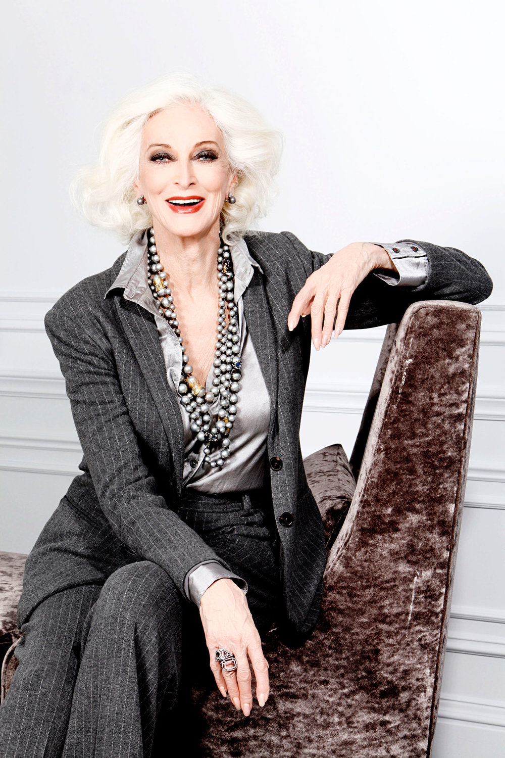 Carmen Dell'Orefice |  supermodel