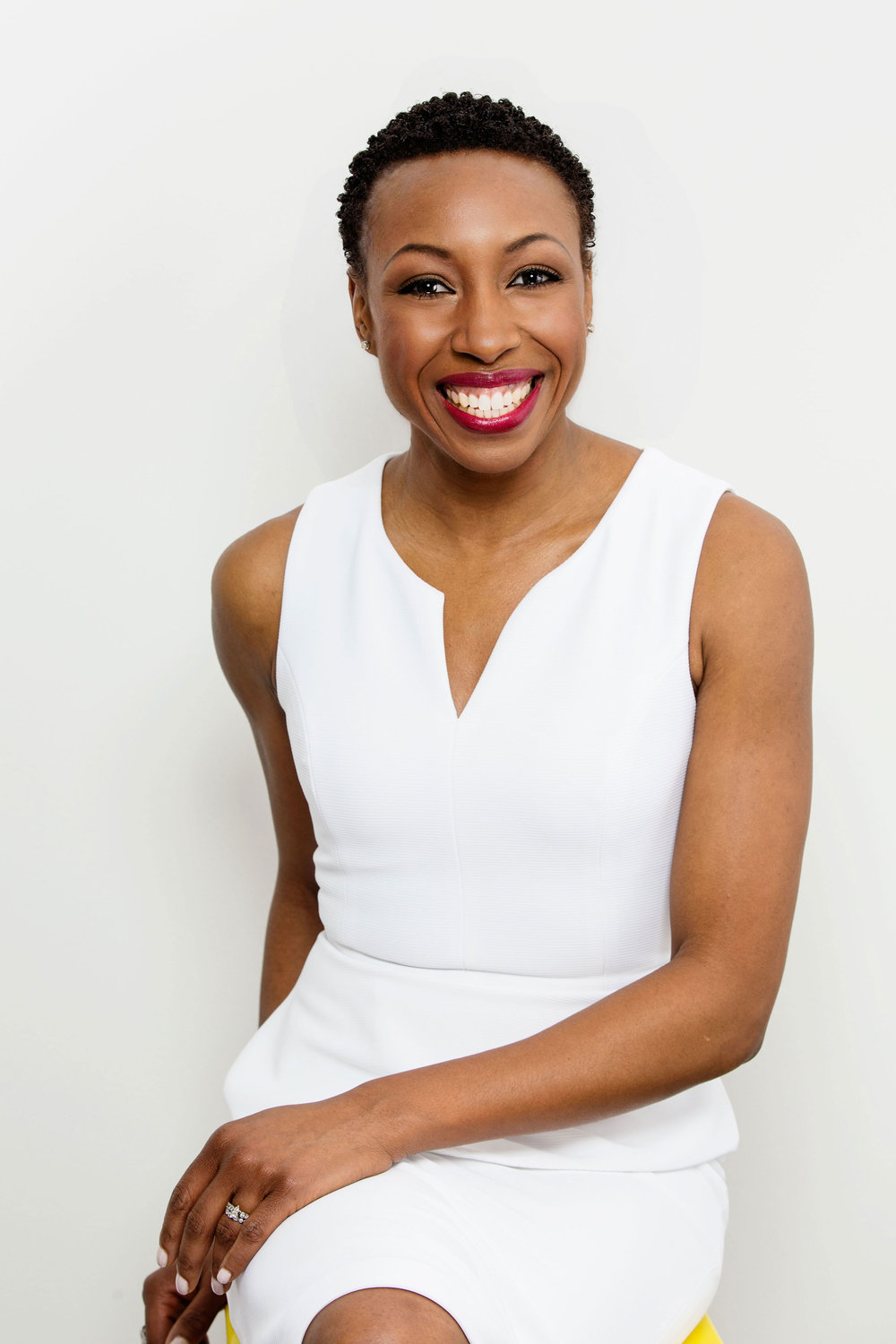Tiffany Dufu |  author and influencer