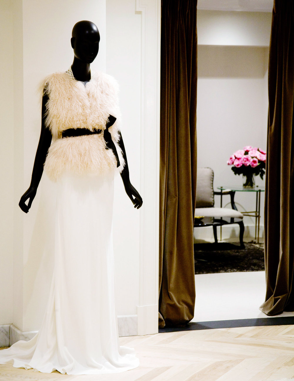 JCrew Bridal Salon, Madison Avenue