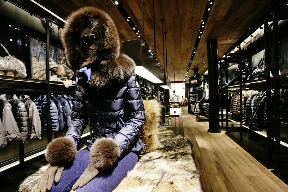 Moncler, NYC
