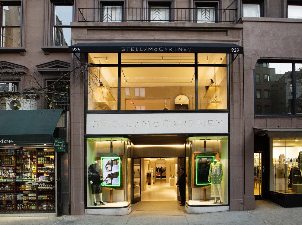Stella McCartney / Madison Avenue / New York
