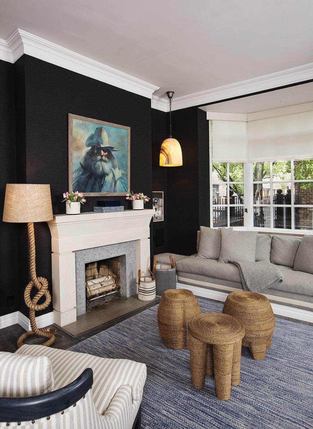 Raychel Wade Design | Greenwich Mews