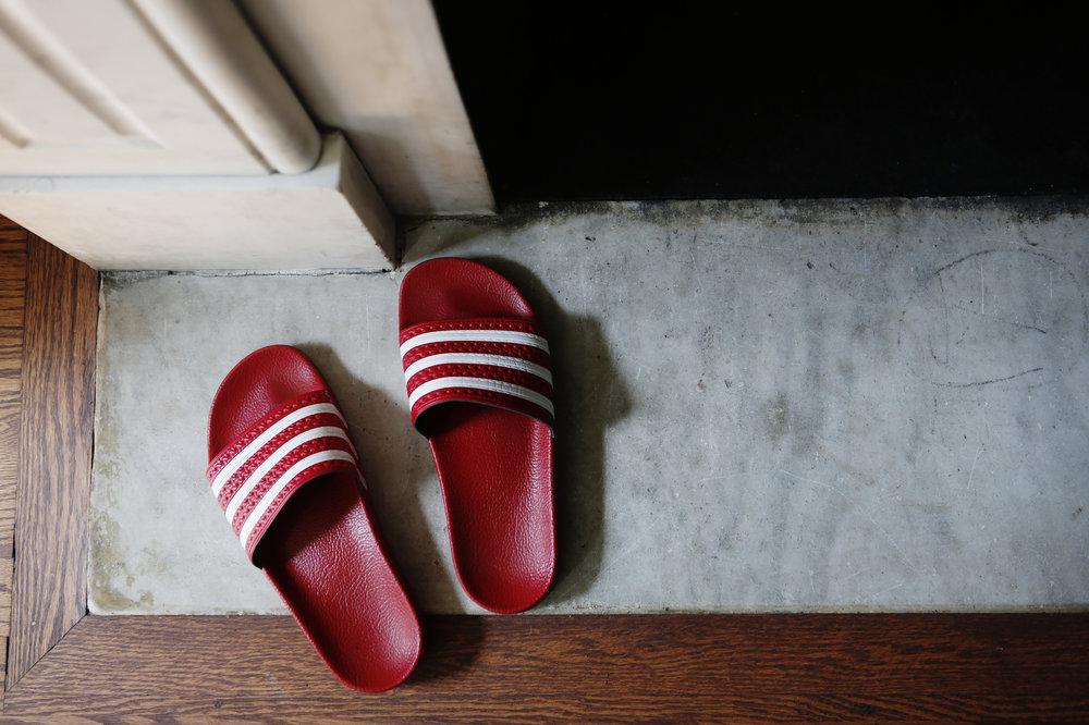 Luxury flip flops | SwearBy