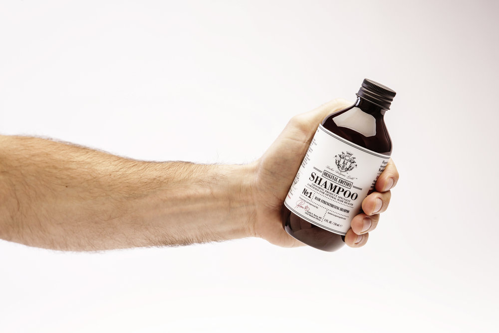 Barber Surgeons Guild Products | Shampoo