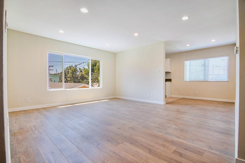 Post Renovation Living Room