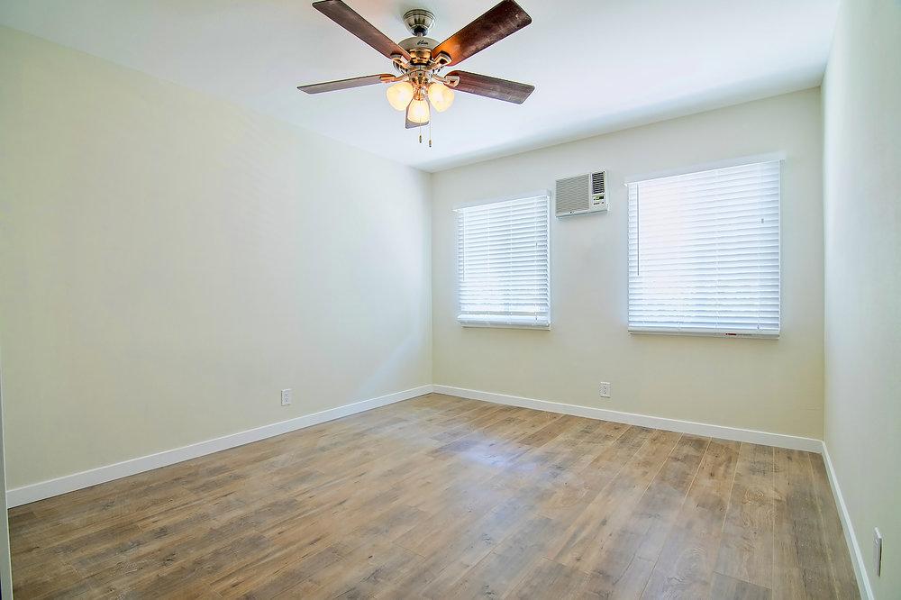 Post Renovation Bedroom