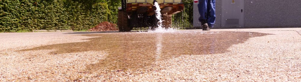 terradec outdoor permeable floor