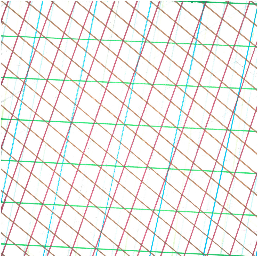 Slanted Checker Series II