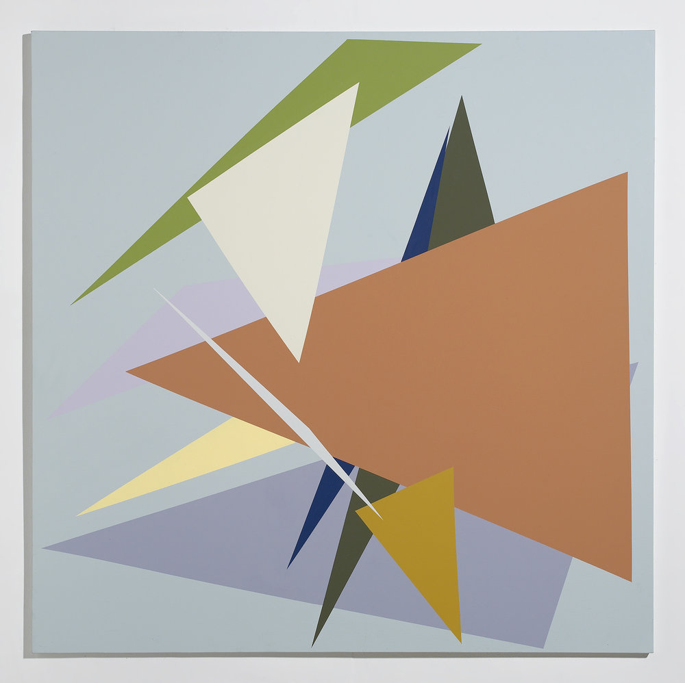 Triangles Layered