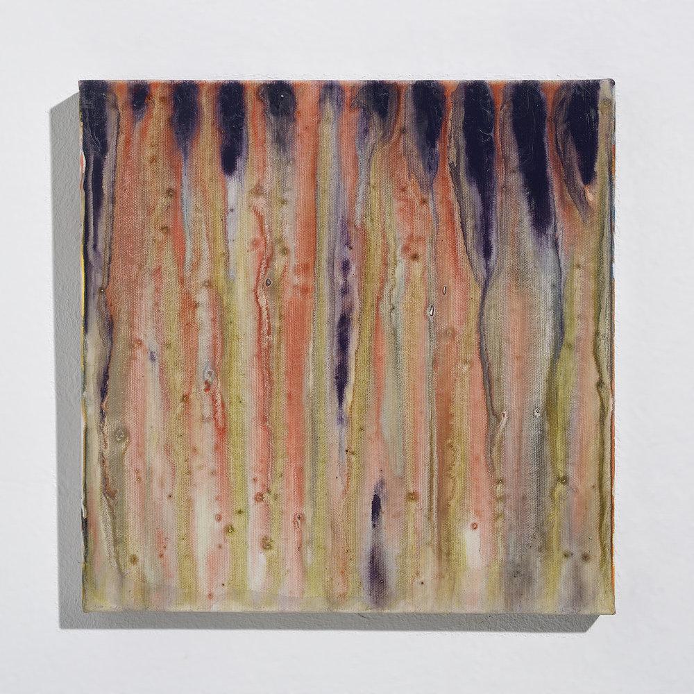 Wood Stain Dripping Studies III