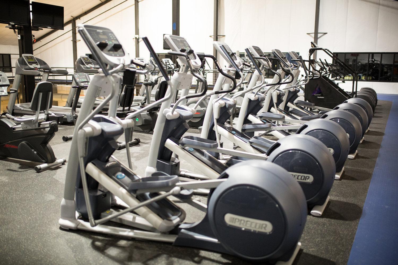 Personal Training Four Lakes Athletic Club