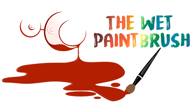 The Wet Paintbrush