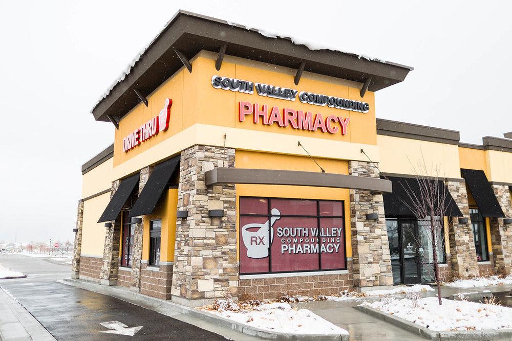 Riverton Utah South Valley Compunding Pharmacy
