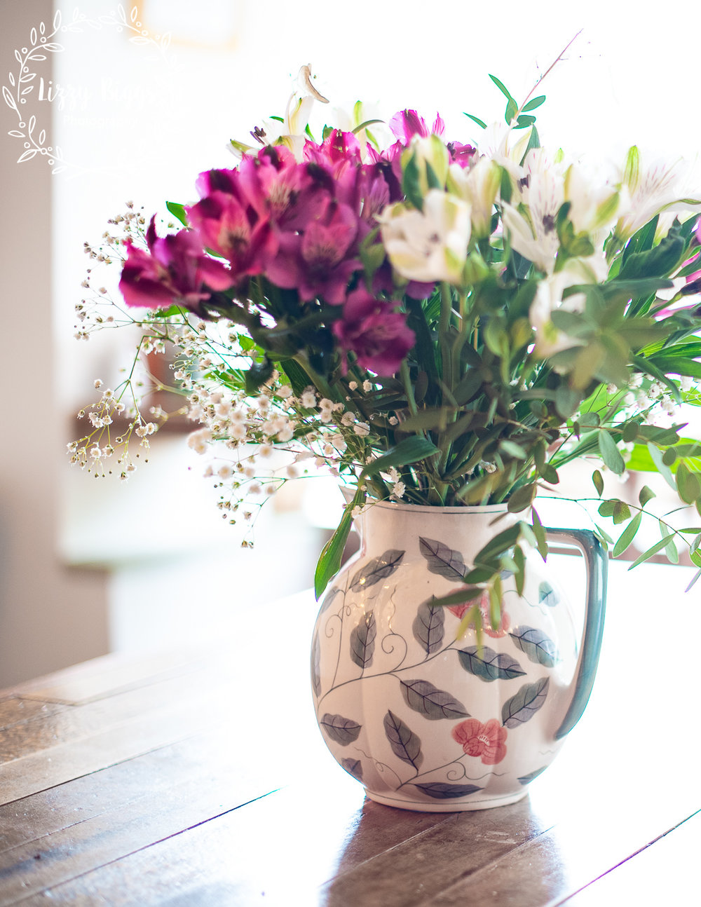 Fresh Flowers @hoppercafehope