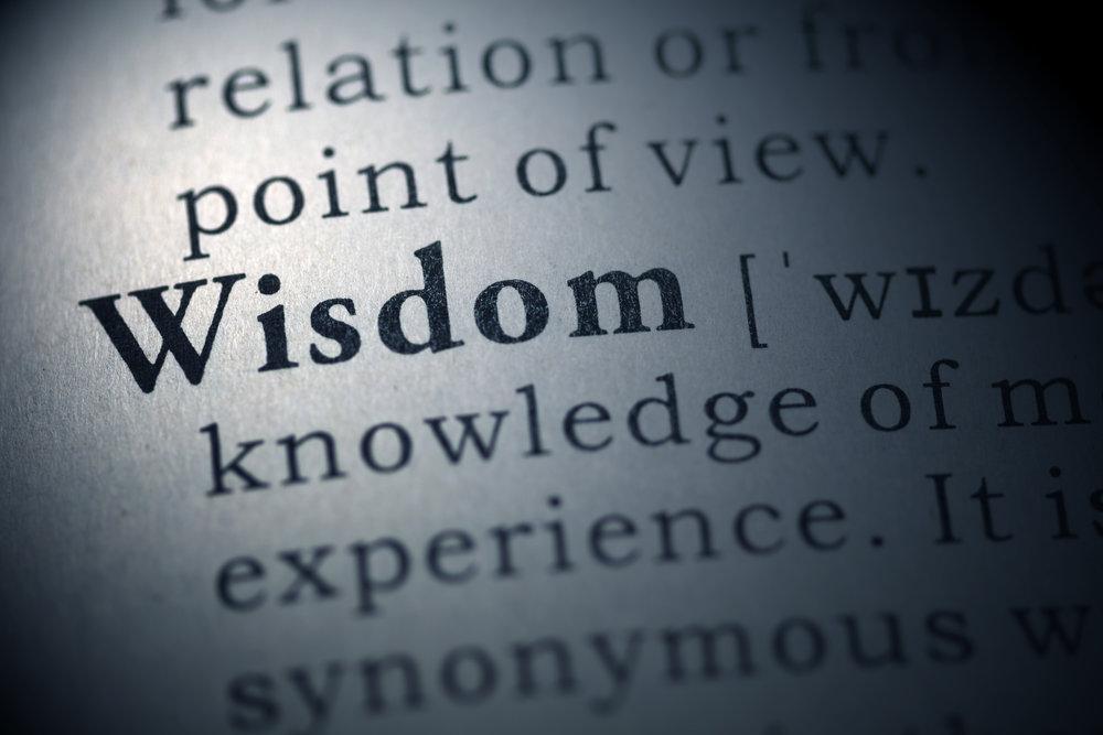 Wisdom Wisdom