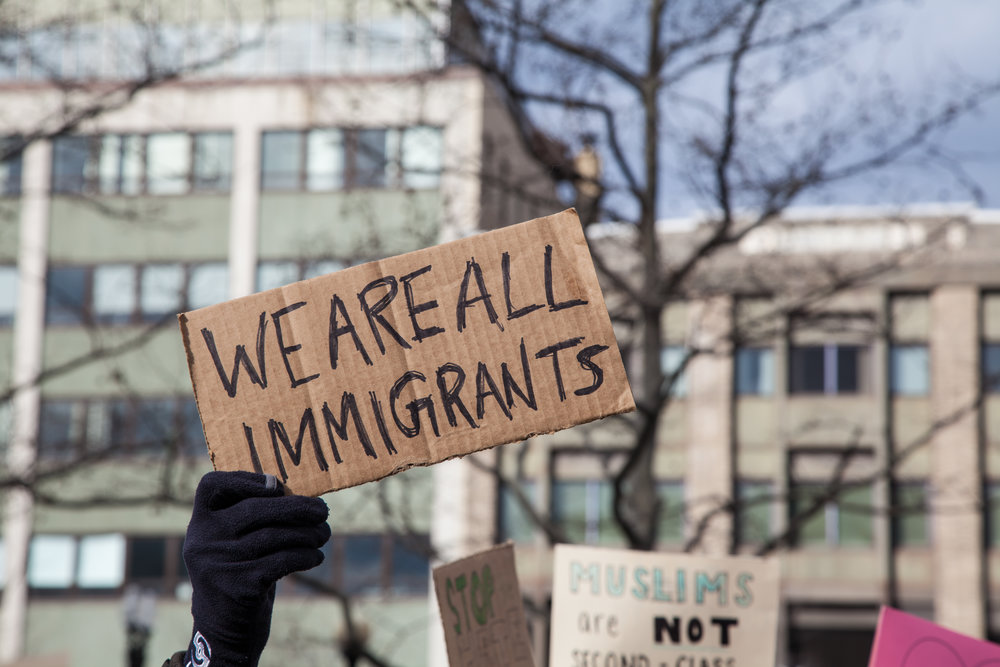 We are all immigrants We are all immigrants