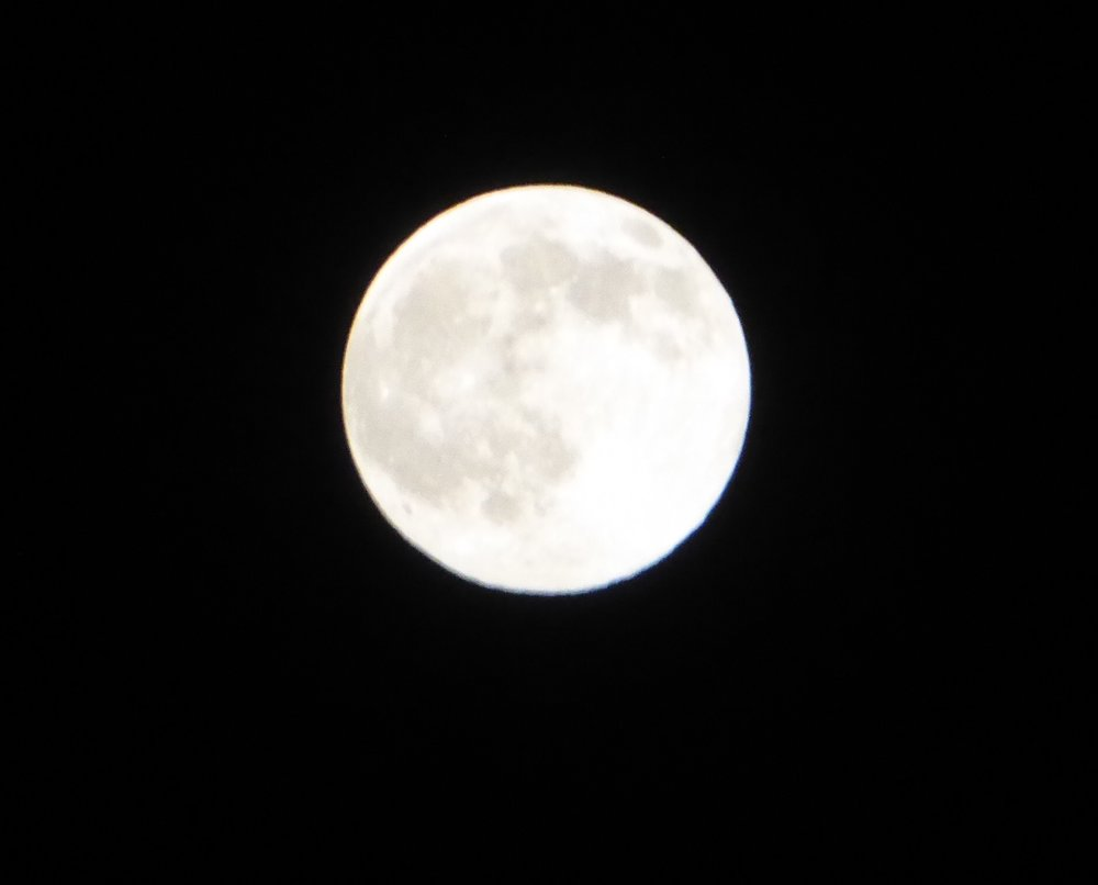 La luna loves to illuminate what we need to deal with in our lives...