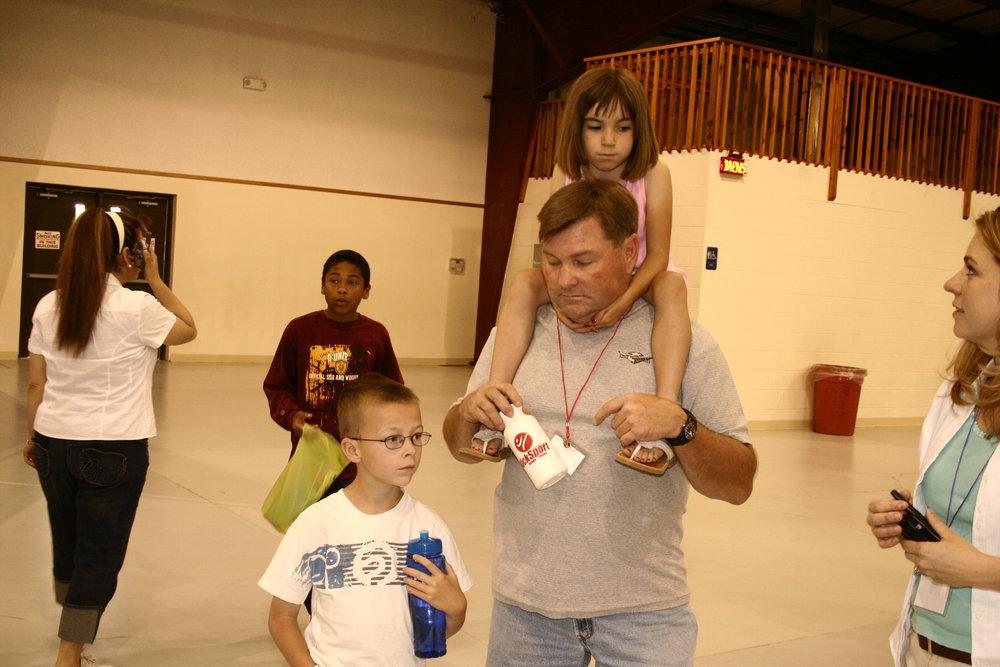 Cordell & Kids.JPG