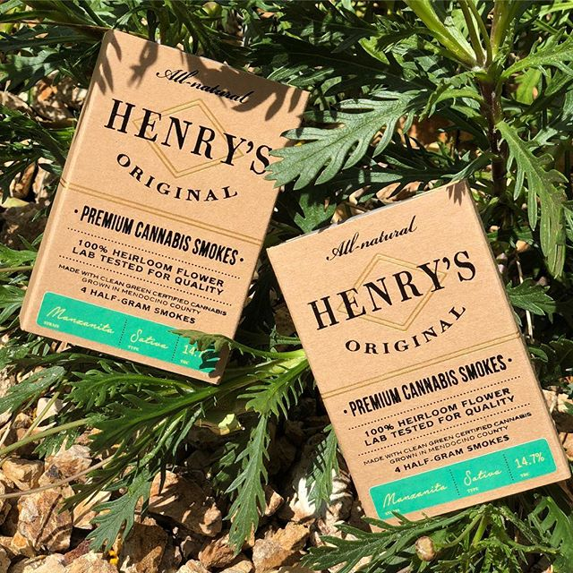 To celebrate Earth Day and 4/20, we're launching a 1:1 strain called Manzanita.  For every pack of @henrysoriginal Manzanita prerolls you buy, we plant a tree in an area that was damaged by the California fires.  This cause is close to our hearts as far too many farms and homes were lost last season. So we're excited to partner with our #cannabiscommunity to give back with every pack of Manzanita prerolls purchased. Let's elevate the conversation around cannabis and prove that it's a force for good.  In partnership with the fine folks from @onetreeplanted and available at select dispensaries.