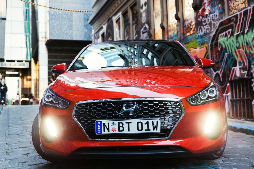 Reinvented Hyundai i30