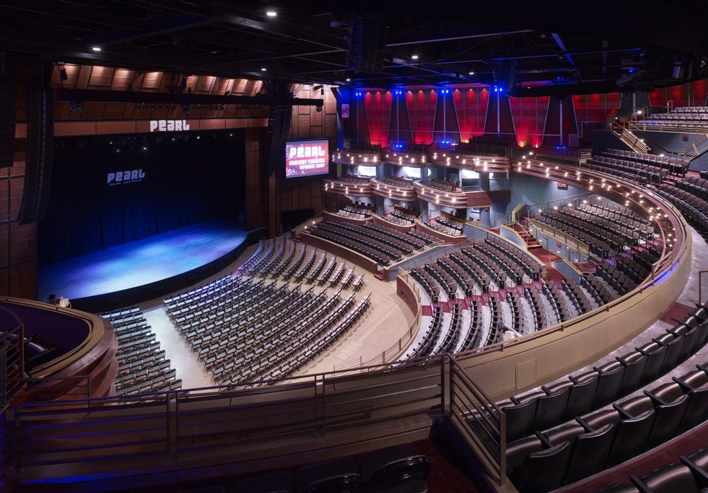 THE PEARL CONCERT VENUE @ THE PALMS | Las Vegas, Nevada