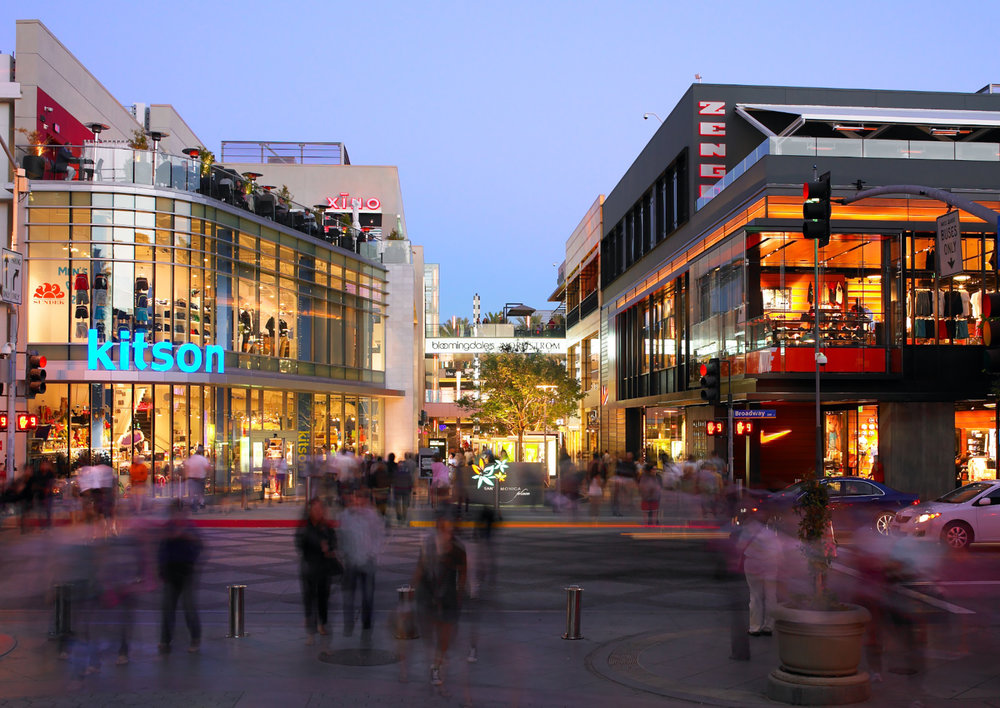 SANTA MONICA PLACE | Santa Monica, California