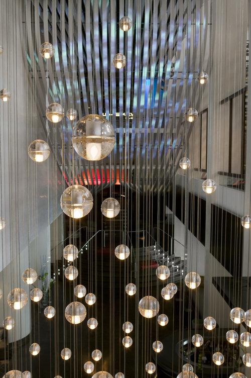 W hotel midtown atlanta atlanta georgia kgm architectural lighting