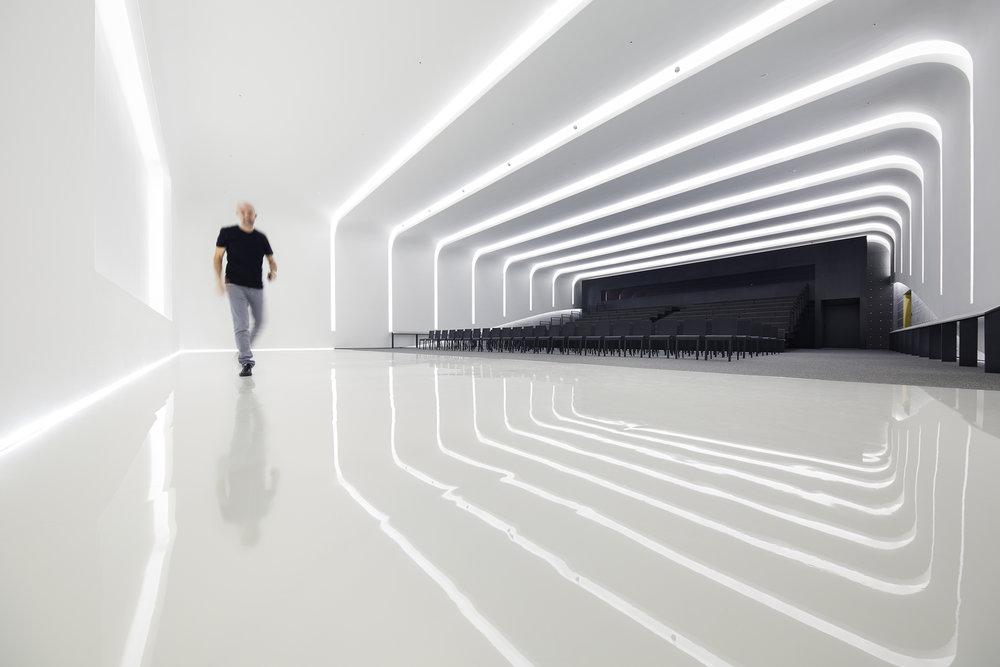 Hyundai capital convention hall seoul korea u kgm architectural