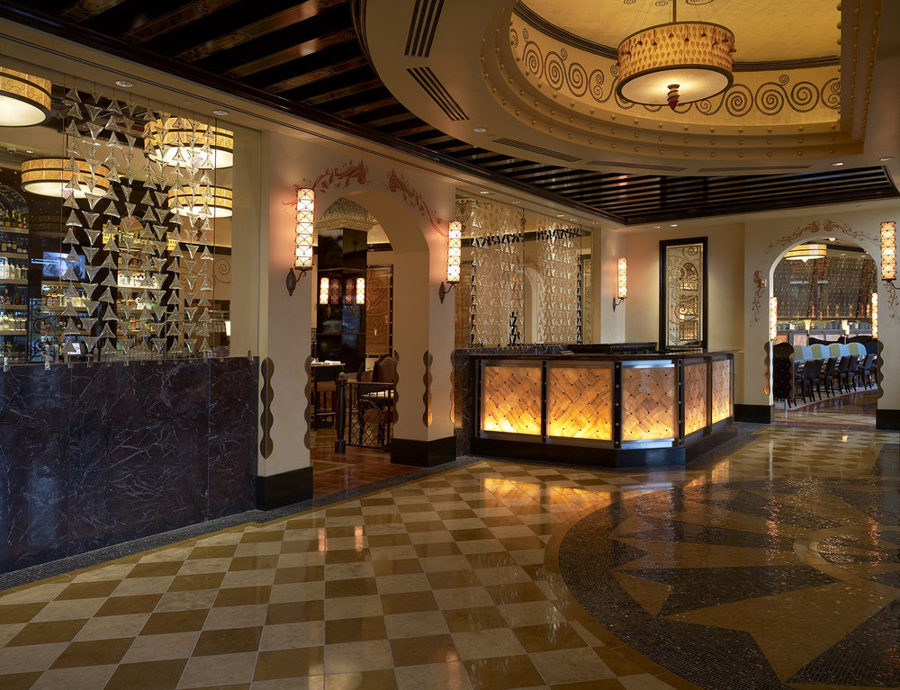 Grand lux cafe paramus new jersey u kgm architectural lighting