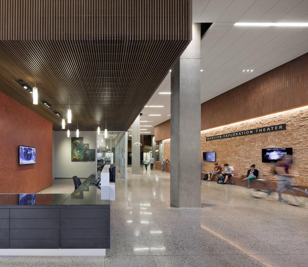 ARIZONA STATE UNIVERSITY Tempe KGM Architectural Lighting