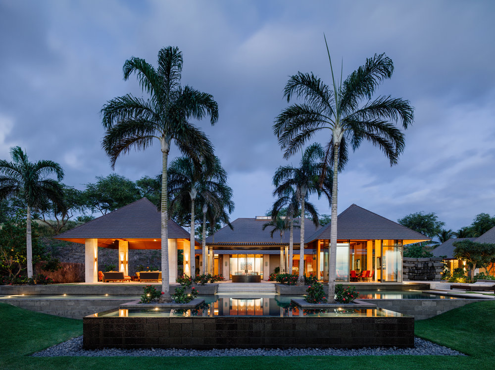 PRIVATE RESIDENCE | South Kohala Coast, Hawaii