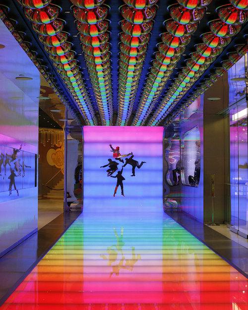 CIRQUE DU SOLEIL SHOWROOM LOBBY | Las Vegas, Nevada — KGM ...