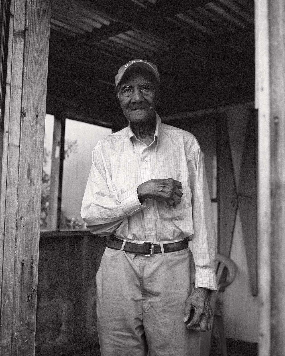 levon's great uncle, uncle horton.