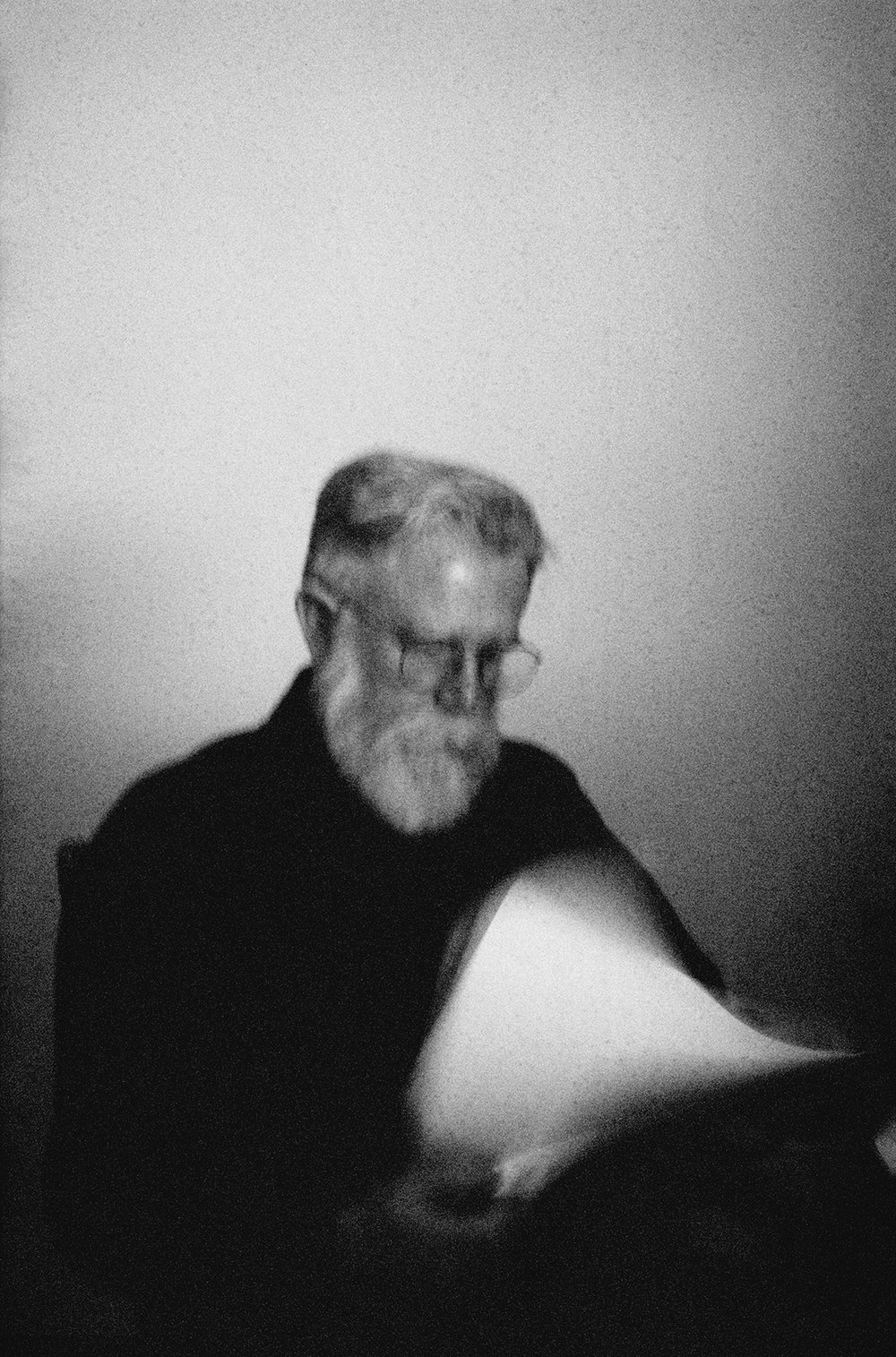 james turrell. portraits from on-going series, artists and harlem.
