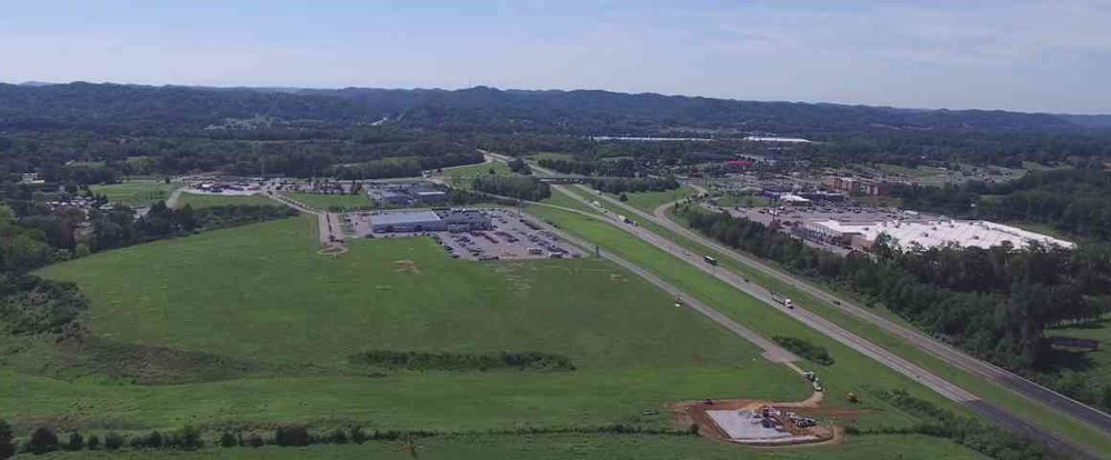 CLINTON, TN   Maddox Companies Has Been Retained By FHG Enterprises To  Market The Centre At Fox Run, A 35 Acre Interstate Development In Clinton,  TN.