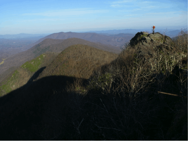 three top mountain game land nc