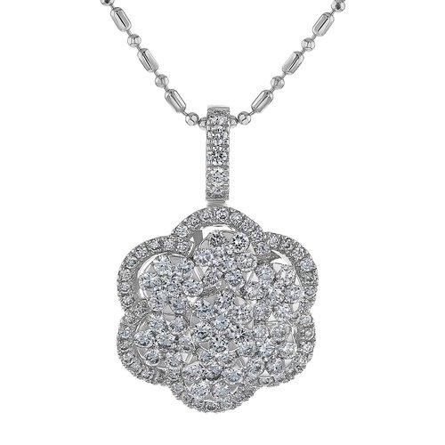 Diamond pendants necklaces s collection jewelry 0040980081443ag aloadofball