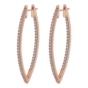 Diamond Earrings S Collection Jewelry
