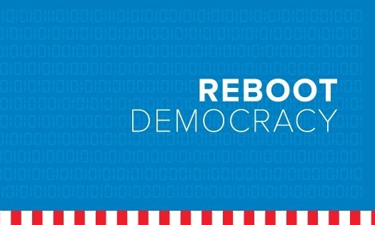 Reboot: Citizen Engagement - Date TBANext month we'll be teaming up with partner organizations who are thinking about how to increase citizen engagement in our democratic system. Teams will share the projects they are working on, we'll hear from a diverse group of speakers, and then we'll open up the mic to anyone who wants to pitch an idea they are excited about before we break into networking.