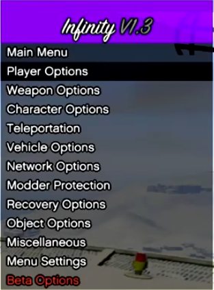 gta 5 pc free mod menu online