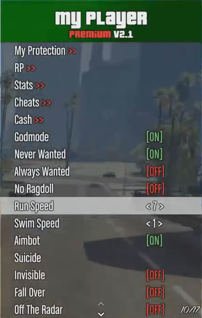 how to make a mod menu for gta 5
