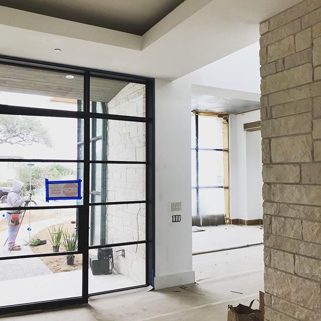 Counting the days until move in... can't wait to get these clients into their new home! #interiors #newhouse #newhome #interdesign #interdesigner #austin #austintx #pursuepretty