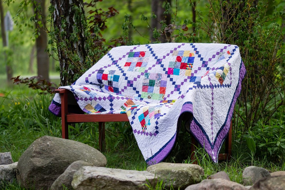 Nature Quilt, Outdoors Chair