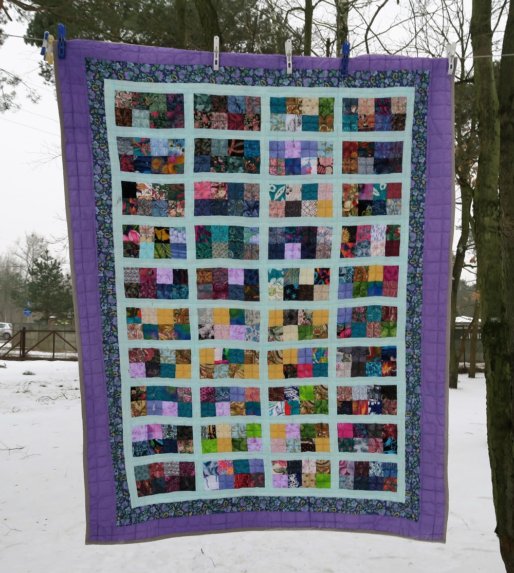 07 Squares and rectangles   donated top