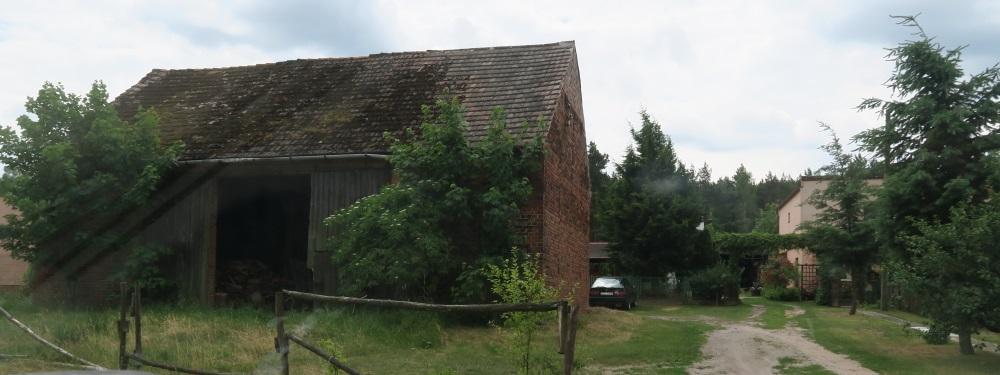Older building.