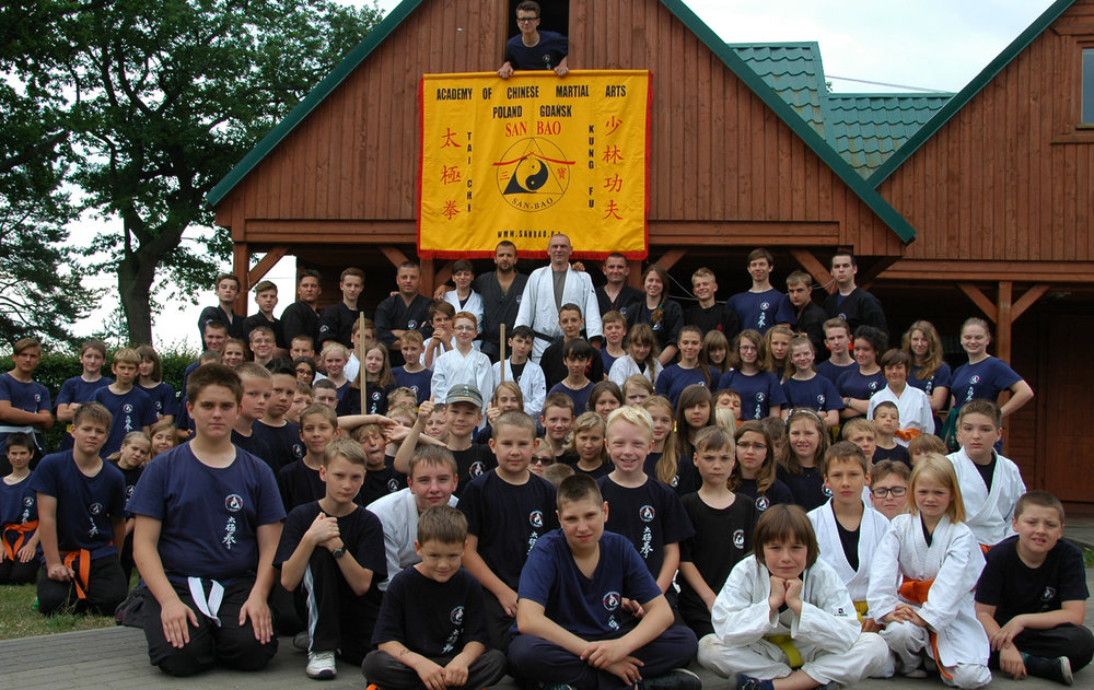 Karate camp!                   photo credit - google images