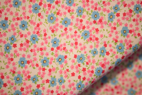 Pink Mixed Fabric