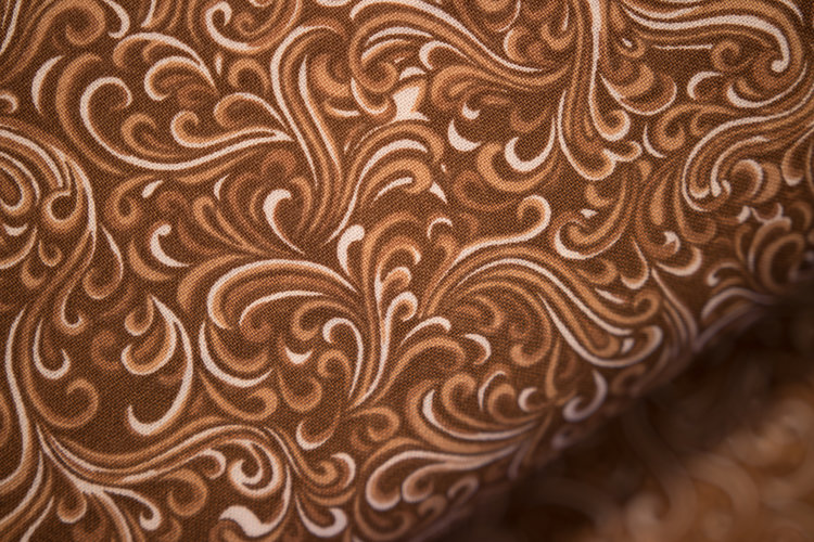 Chocolate Fabric