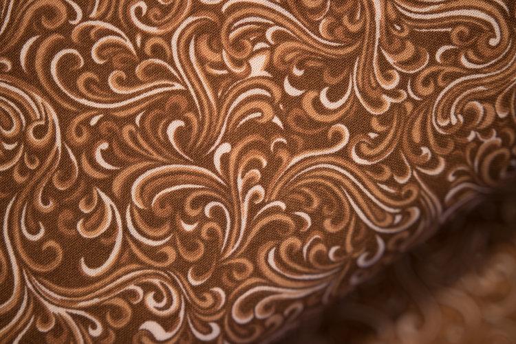 Chocolate Fabric